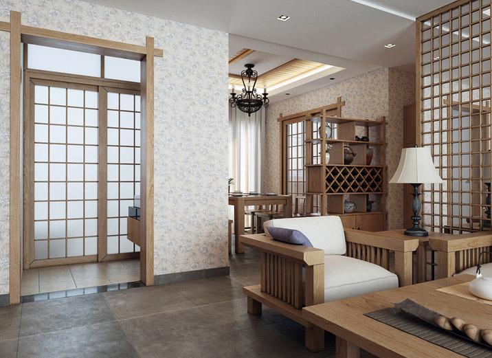 简约 三居 家居装饰 新房装修 天津实创装 餐厅图片来自天津实创装饰集团l在奥莱城120平新中式混搭三居室的分享