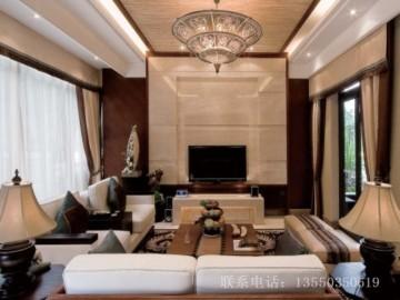优雅东南亚风格别墅