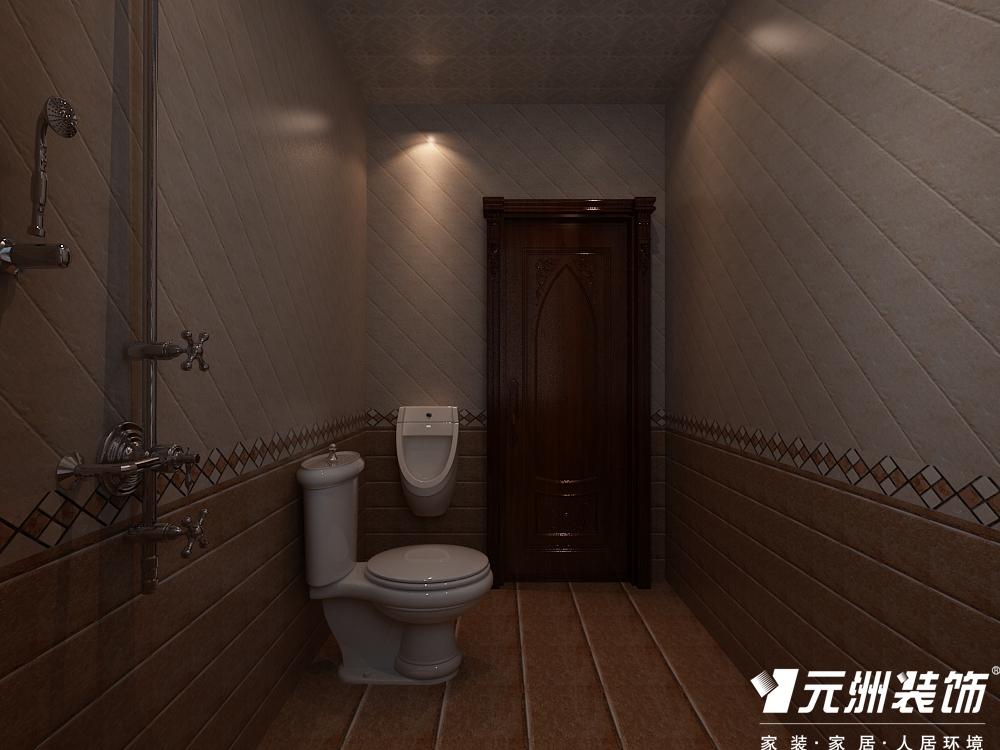 欧式 古典欧式效 别墅设计 元洲别墅设 卫生间图片来自石家庄-小程在亿城上山间古典欧式别墅设计图纸的分享