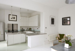 简约 欧式 80后 白领 收纳 浪漫 温馨 厨房图片来自成都生活家装饰在158平米现代温馨北欧风格的分享