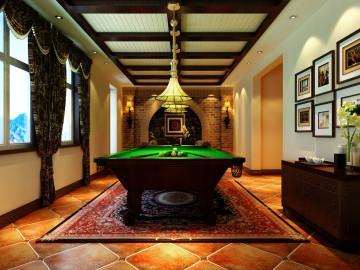 三口之家现代简约的温馨三居室