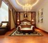 欧洲浪漫舒适320平米别墅效果图