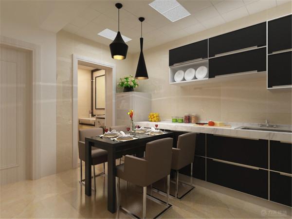 该户型为惠民里两室一厅一卫一厨,总建筑面积是64.00㎡。设计风格是现代简约风格,整体以暖色调为主,暖色的光源给空间营造了温馨舒适的感觉。