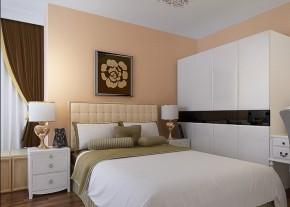 宜家 两居 温馨 现代 卧室图片来自实创装饰小敏在87平温馨宜家风格小两居的分享