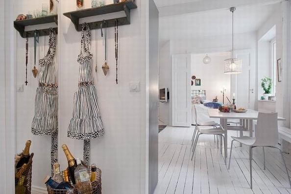 简约 三居 80后 小资 白领 厨房图片来自刘成成在白色元素融入装修风格效果的分享