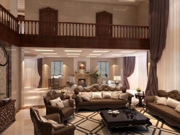 超级豪华大别墅,有钱就是任性