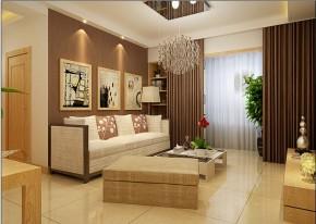 宜家 两居 温馨 现代 客厅图片来自实创装饰小敏在87平温馨宜家风格小两居的分享