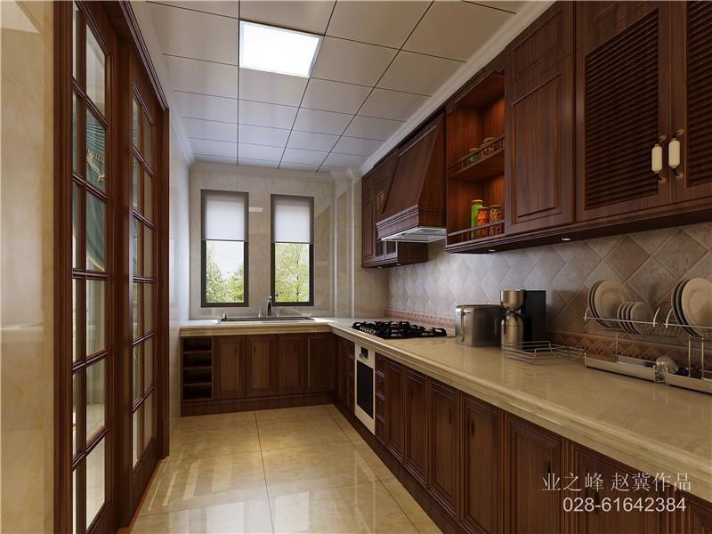 欧式 简约 混搭 三居 厨房图片来自成都业之峰装修小管家在成都艺锦湾170顶跃案例的分享