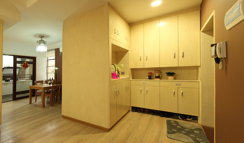 厨房图片来自今朝装饰小闫在老房新篇的分享
