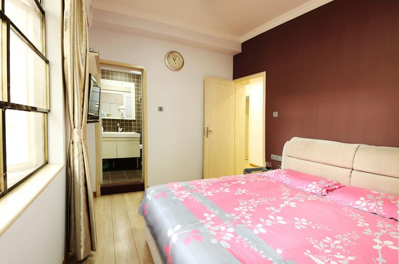 卧室图片来自今朝装饰小闫在老房新篇的分享
