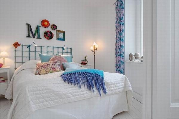 简约 三居 80后 小资 白领 卧室图片来自刘成成在白色元素融入装修风格效果的分享
