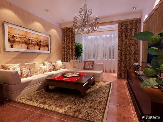 卧室 客厅 餐厅图片来自沈阳新饰家装饰在中式古典风的分享