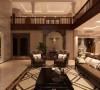 客厅,欧式的造型风格,高尚典雅!