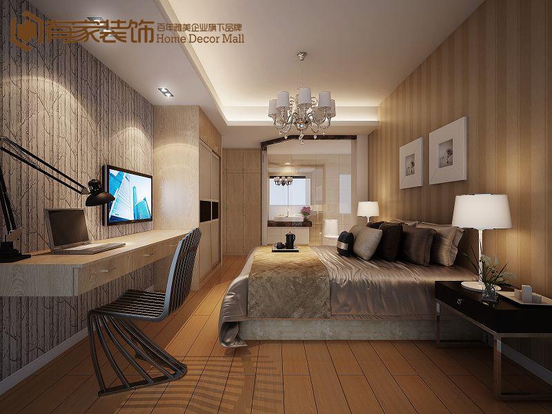 卧室图片来自福州有家装饰-小彭在滨湖一里的分享