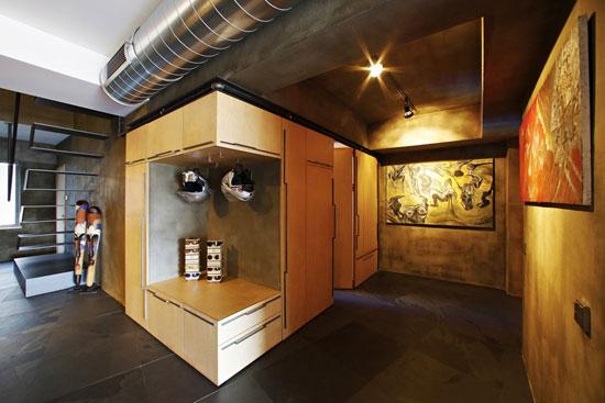 混搭 三居 客厅 卧室 餐厅 厨房图片来自彼岸花开298良全装饰在奇幻阁楼的分享