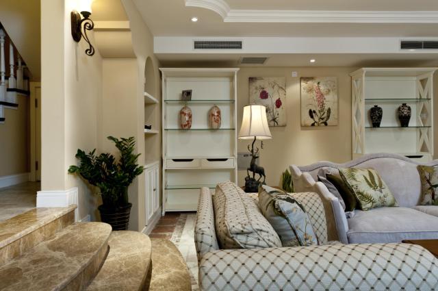 欧式 别墅 其他图片来自天津尚层装修韩政在金地紫乐府法式风格设计的分享