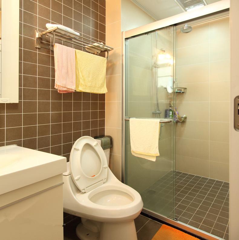 卫生间图片来自今朝装饰小闫在老房新篇的分享
