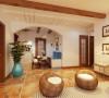 本案为华城领秀楼标准层户型3室2厅1卫1厨93.00㎡的户型。这次的设计风格定义为田园风格。
