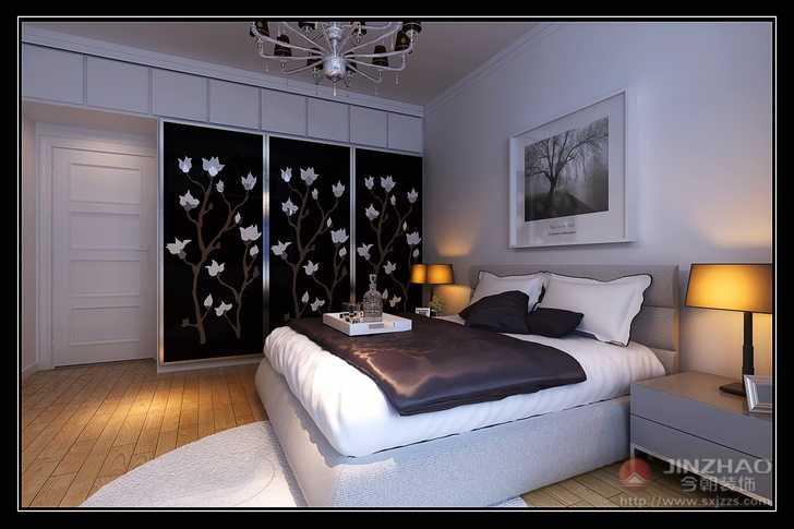 三居 卧室图片来自152xxxx4841在邮电宿舍140的分享