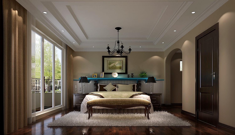 托斯卡纳 别墅 白领 卧室图片来自沙漠雪雨在潮白河孔雀城 托斯卡纳风格的分享