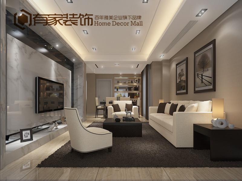 客厅图片来自有家装饰费欢在【有家装饰】博仕后世家的分享