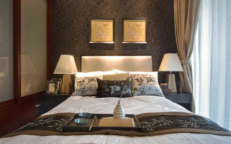 新中式 别墅 收纳 卧室图片来自兰州实创家装在桂林山水家天下的分享