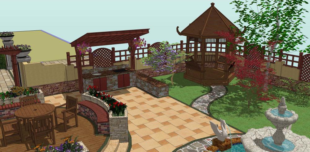 园林设计 建筑设计 装饰设计 景观设计 其他图片来自于平703在春港花园-景观设计-刘文洪的分享