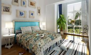 简约 三居 白领 收纳 80后 小资 地中海 温馨 海岸 卧室图片来自xiaoxiaoxi在爱情海的分享