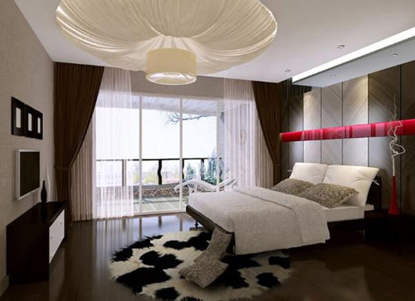 主卧 22平方简约主卧 设计理念:人类喜爱大自然的美景,常常把阳光直接引入室内,以消除室内的黑暗感和封闭感,特别是顶光和柔和的散射光,使室内空间更为亲切自然。