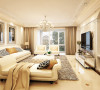 从地面精确简单的几何图案,到家具上英国摄政时期精致的木镶嵌装饰及平滑对称的造型,再搭配彼得麦风格古朴稳健的线条,摒弃了一切繁复的元素,代之以明快、细腻。