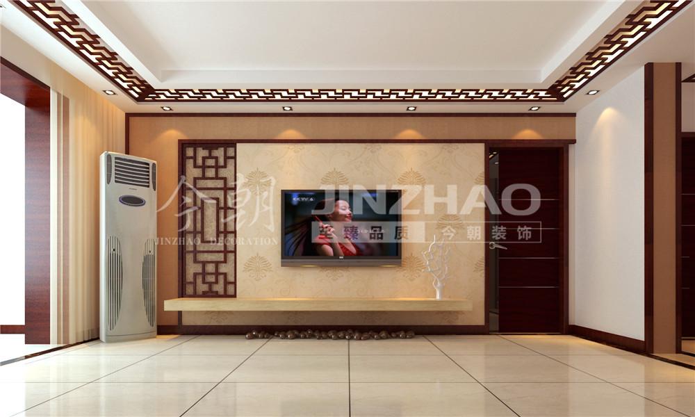 传统风格 轻松愉悦 老房装修 新方装修 业主要求 客厅图片来自今朝英瑞在金泽雅苑-140平-现代中式的分享