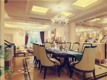 杭州西溪玫瑰新古典风格