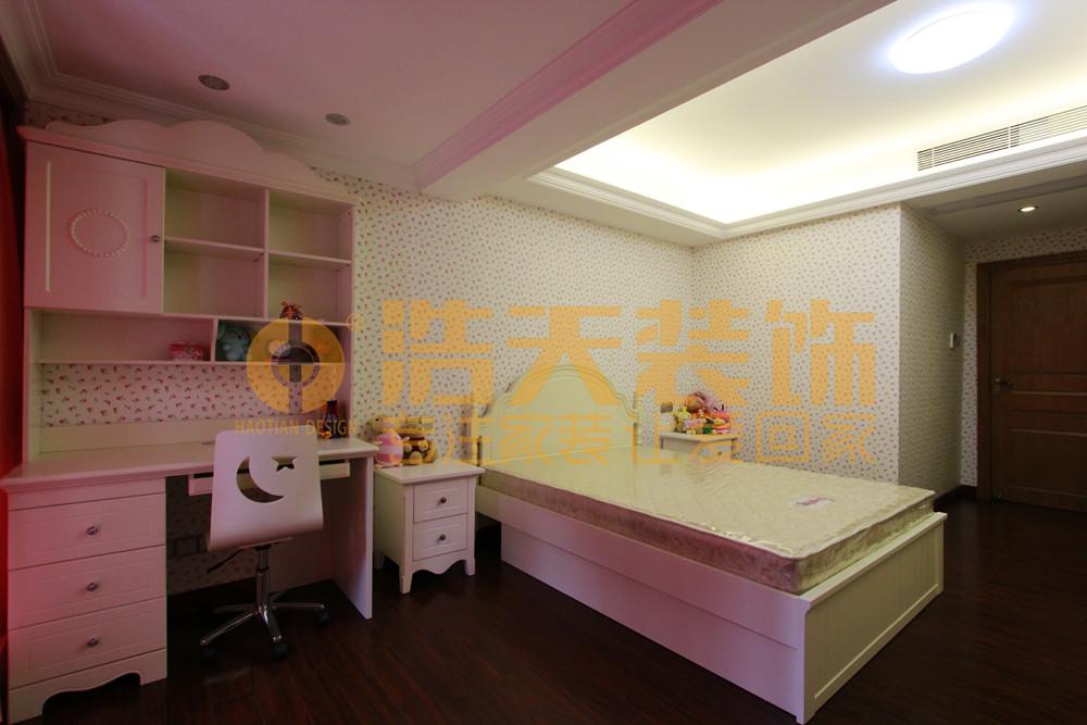 儿童房图片来自深圳市浩天装饰在熙和园刘先生的分享