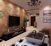 昌建誉峰-两室两厅-装修案例