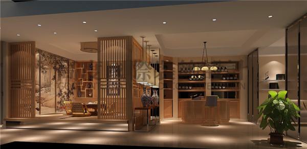 成都高度国际装饰设计-休息室