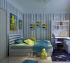 橡树玫瑰城-三室两厅-装修效果图