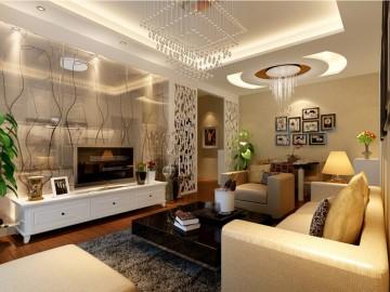 简约风格格调家居90平米2居室