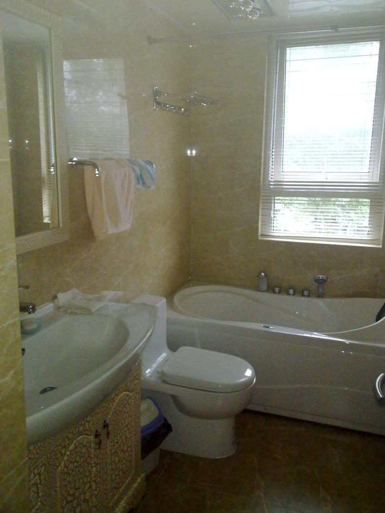 简约 卫生间图片来自今朝装饰李海丹在左安溪园140平米的分享