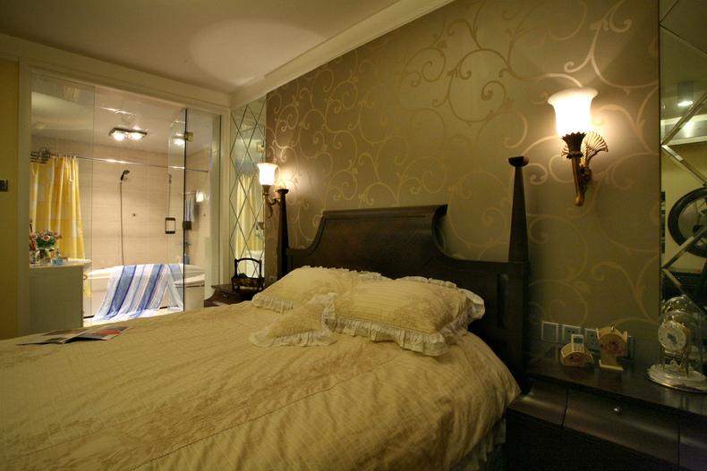 简约 田园 卧室图片来自今朝装饰李海丹在御都花园老房实景改造案例的分享
