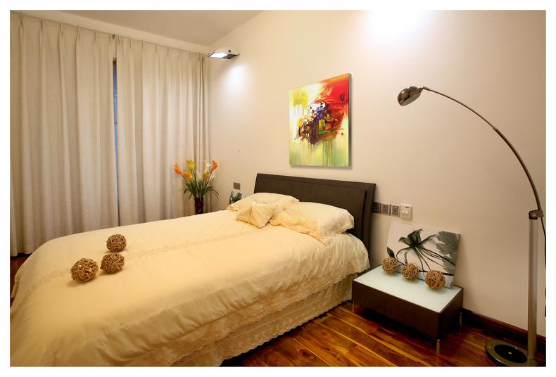 简约 卧室图片来自今朝装饰李海丹在新世纪老房改造案例展示的分享