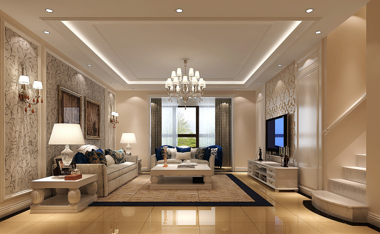 简约 小资 客厅图片来自高度国际宋书培在金色漫香苑四居室装饰效果图的分享
