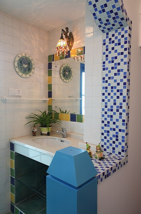 卫生间图片来自石俊全在润泽公馆设计参考图的分享
