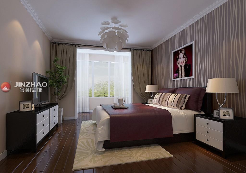 二居 卧室图片来自152xxxx4841在澳林滨河花园110平的分享
