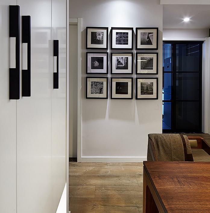 其他图片来自佰辰生活装饰在历时半年打造现代偏北欧风格的家的分享
