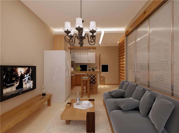 简约 客厅图片来自今朝装饰李海丹在中鑫家园,的分享