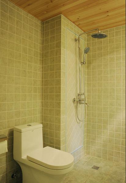 田园 二居 浪漫色彩 卫生间图片来自百合居装饰工程有限公司在浪漫田园--理工东苑的分享