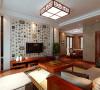 【今朝装饰www.xajzzs.cn】:西安金地湖城大境-161平三居室-中式风格(本小区装修设计92套)