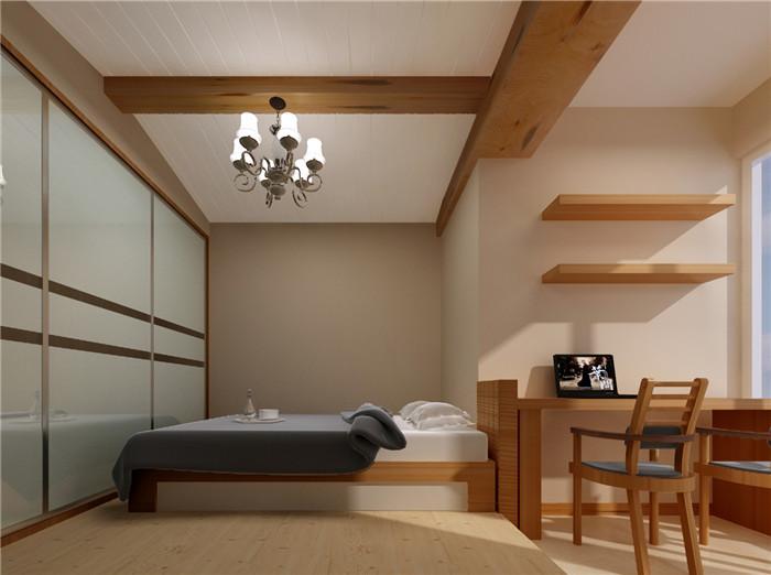 简约 卧室图片来自今朝装饰李海丹在中鑫家园,的分享