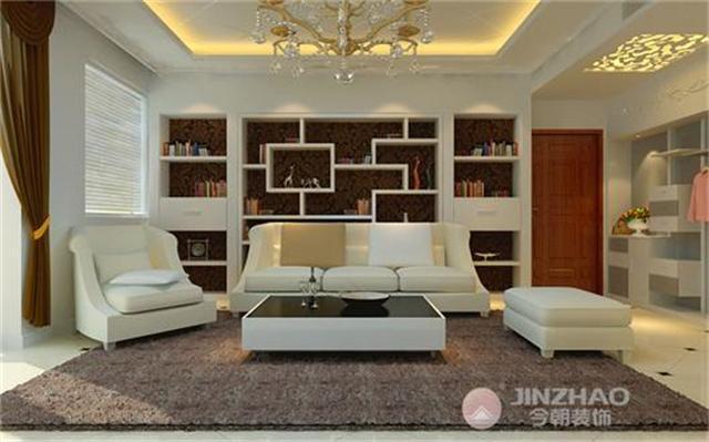 简约 客厅图片来自今朝装饰李海丹在雍和家园的分享