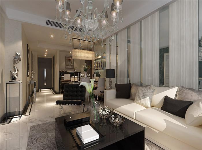 简约 客厅图片来自今朝装饰李海丹在中信城2期的分享